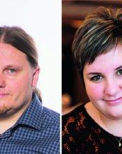Fotka Marek Havelka a Bronislava Fialová