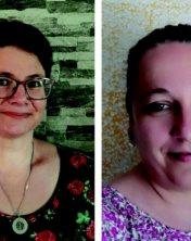Fotka Jitka Dudysová a Marie Štefková